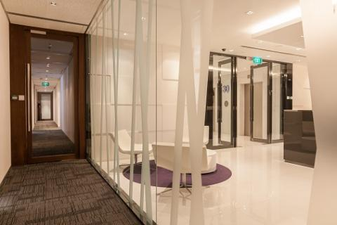 Compass Offices Singapore Land Tower メイン画像