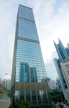 Compass Offices Cheung Kong Center メイン画像