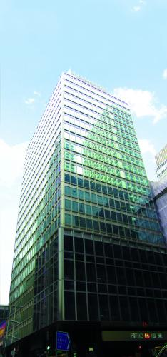 Compass Offices China Building メイン画像