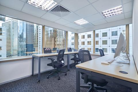 Compass Offices 136 Des Voeux Road Central サブ画像3