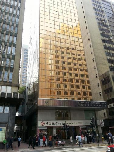 Compass Offices 136 Des Voeux Road Central メイン画像