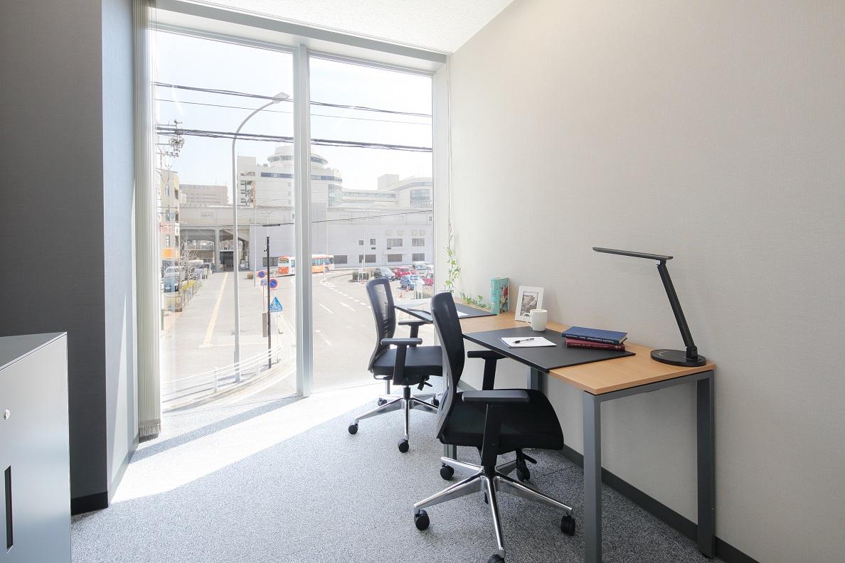 オープンオフィス 豊田-個室(2人用)