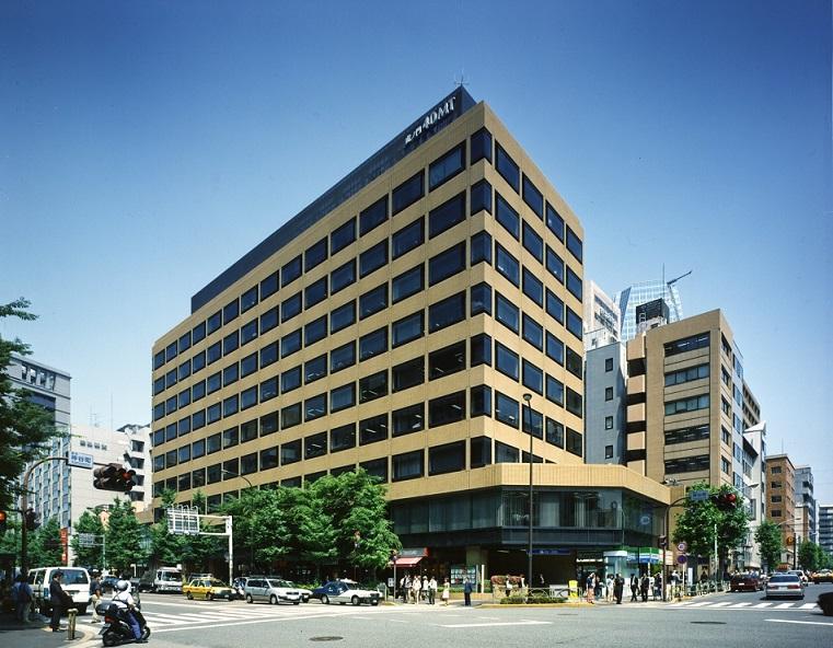 レンタルオフィス「コンパスオフィス虎ノ門40MTビル」