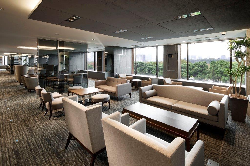 レンタルオフィス「ビジネスエアポート丸の内」のシェアスペース