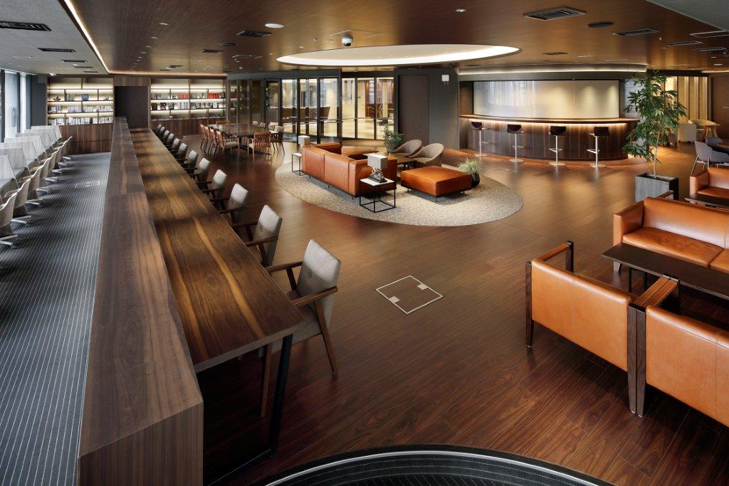 レンタルオフィス「ビジネスエアポート東京」のシェアスペース