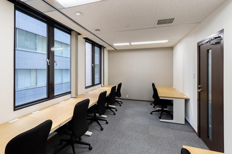 レンタルオフィス「オープンオフィス大阪平野町」の個室