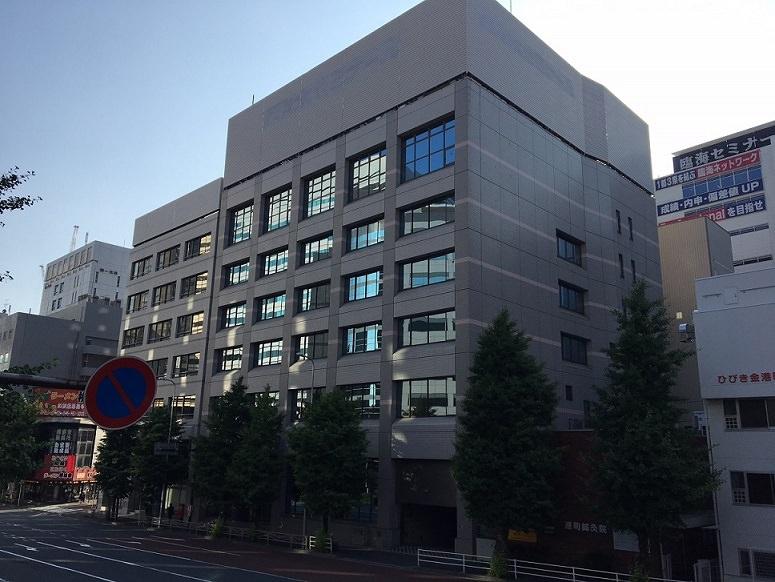 レンタルオフィス「オープンオフィス横浜金港町」