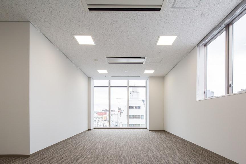レンタルオフィス「クロスオフィス三田」の個室