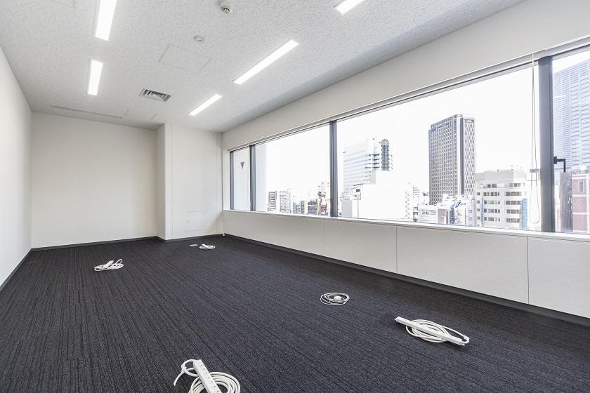 レンタルオフィス「クロスオフィス新宿」の個室