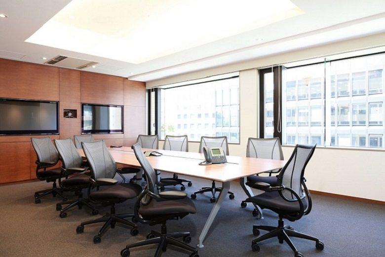 レンタルオフィス「コンパスオフィス 虎ノ門40MTビル」の会議室