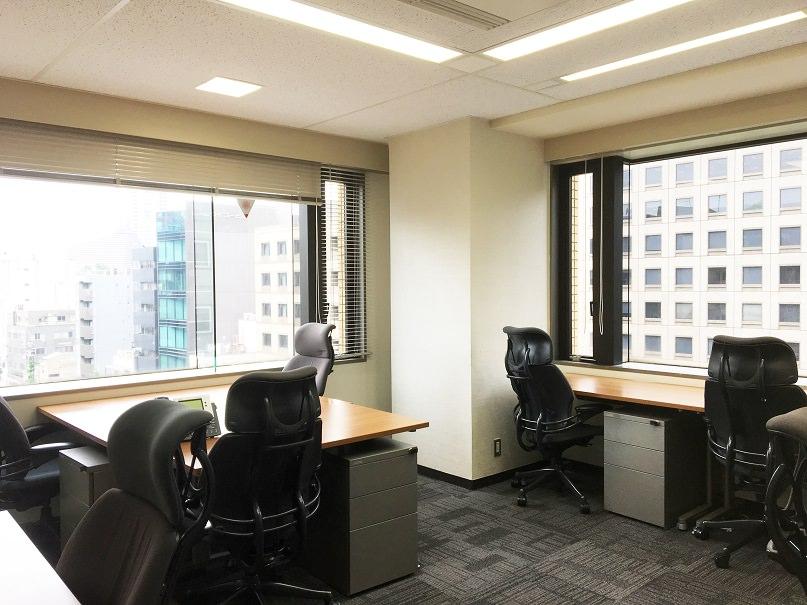 レンタルオフィス「コンパスオフィス 虎ノ門40MTビル」の個室