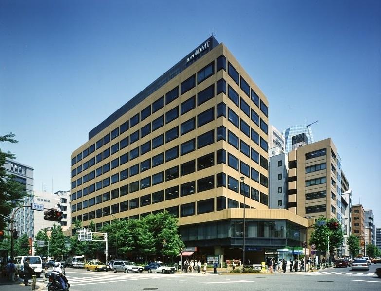レンタルオフィス「コンパスオフィス 虎ノ門40MTビル」の外観