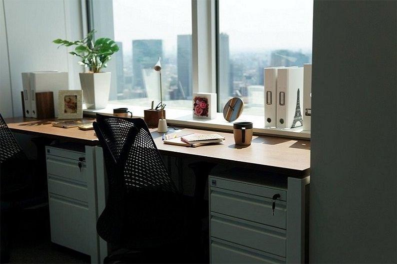 レンタルオフィス「ビジネスエアポート品川」の個室