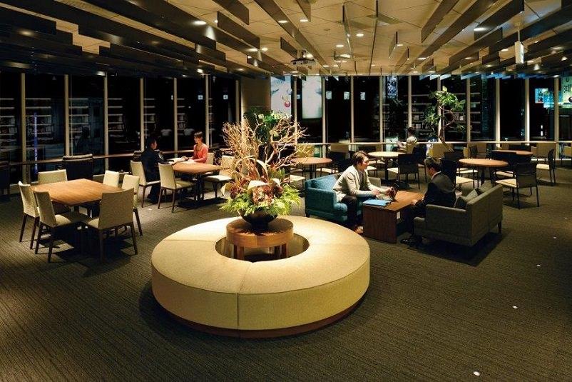 レンタルオフィス「ビジネスエアポート青山」のシェアスペース