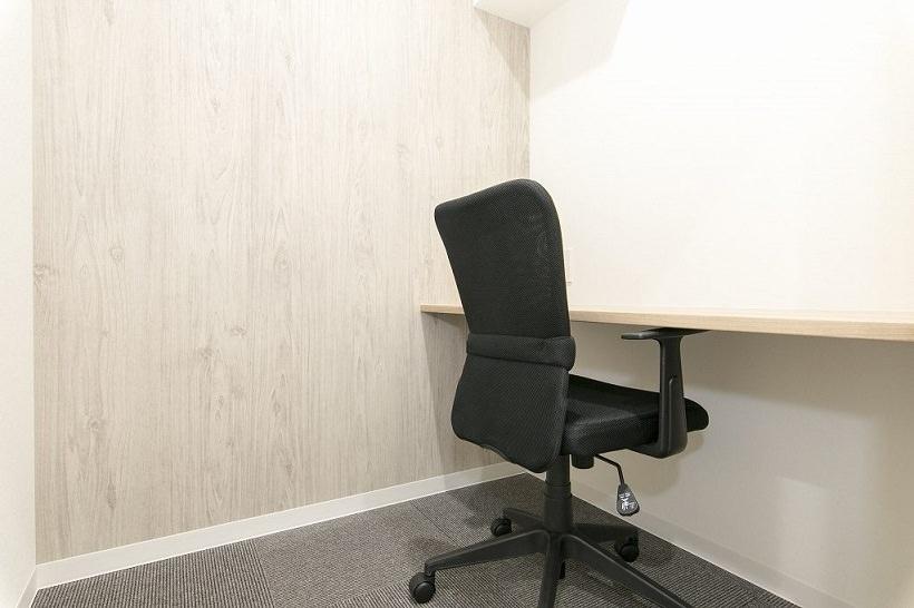 レンタルオフィス「ビズサークル池袋オフィス」の個室