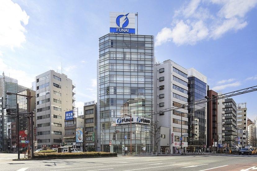 レンタルオフィス「リージャス神田須田町ビル」の外観