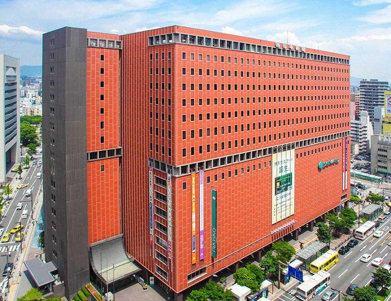 コワーキングスペース「リージャス福岡天神スカイホールビジネスセンター」
