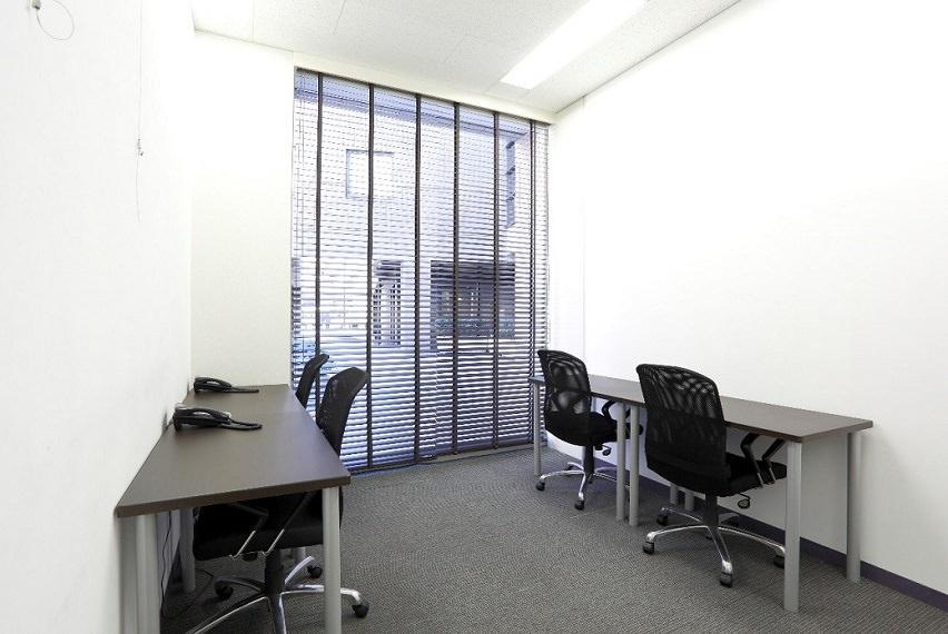 レンタルオフィス「BUREX LaBo六本木」の個室