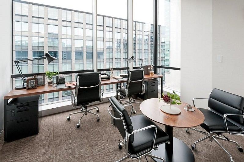レンタルオフィス「EXPERT OFFICE 東京」の個室