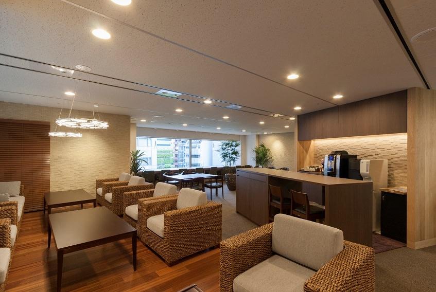 レンタルオフィス「SYNTHビジネスセンター堂島」