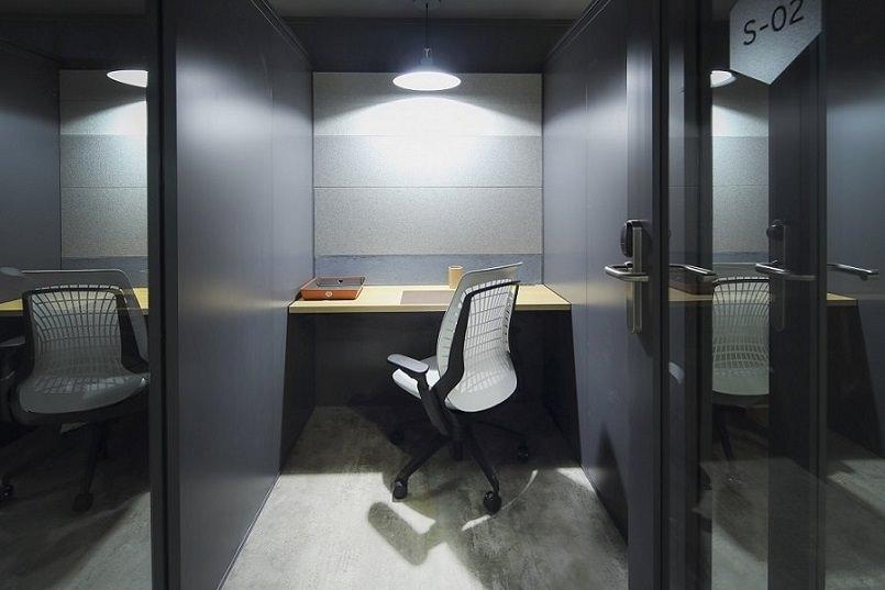 レンタルオフィス「Spaces 大手町ビル」の個室(1人用)