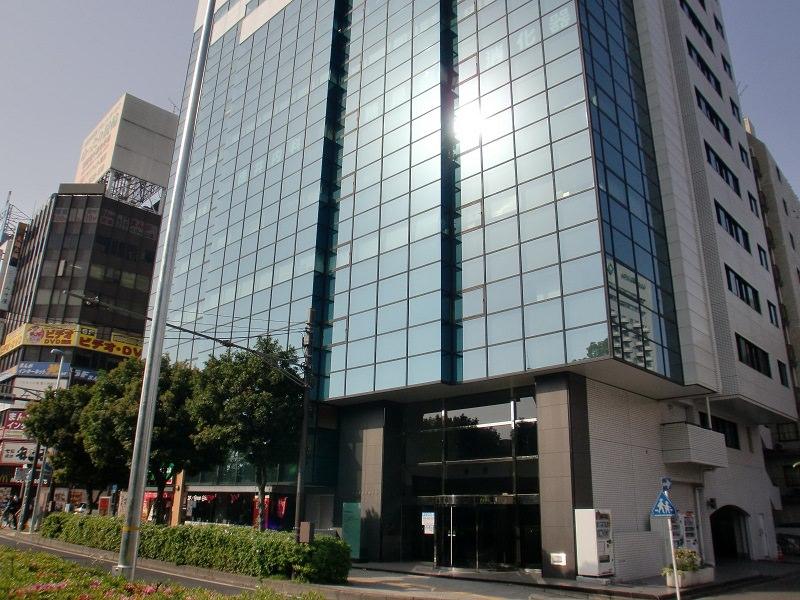 レンタルオフィス『VIT横浜』の外観