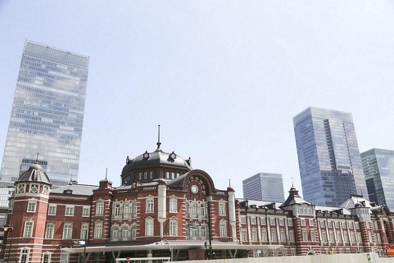 東京駅近くのレンタルオフィス