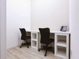 オープンオフィス 日本橋箱崎-個室