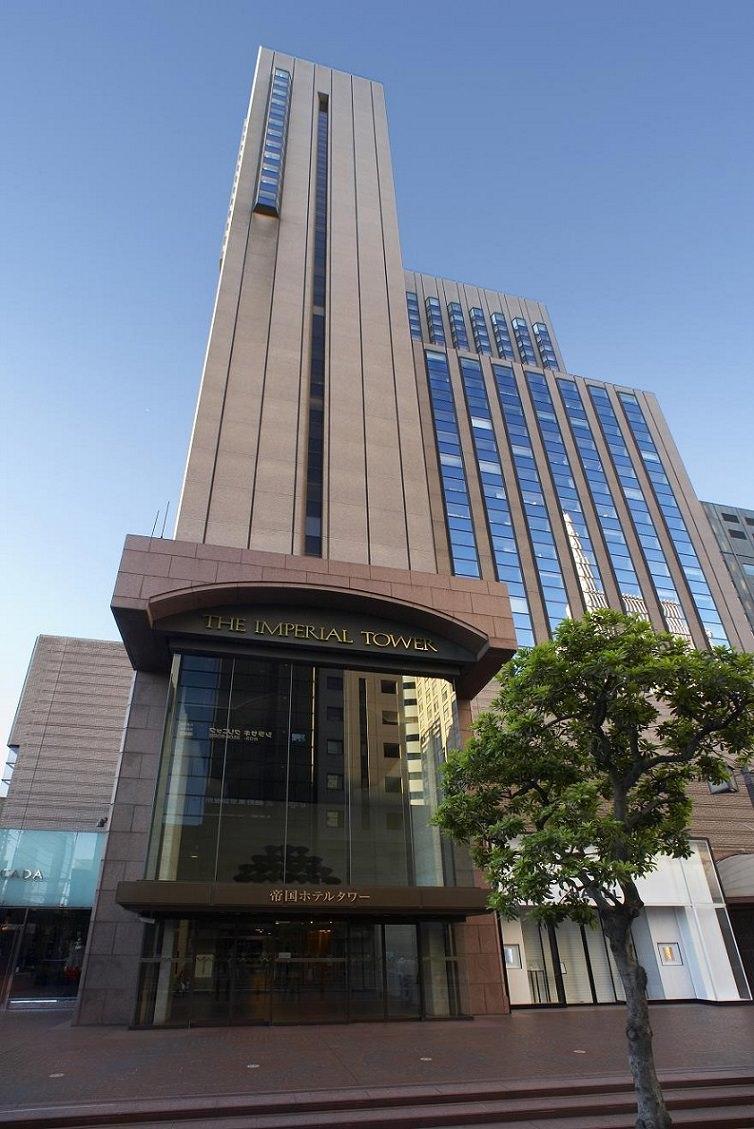 レンタルオフィス「リージャス日比谷帝国ホテルタワー」