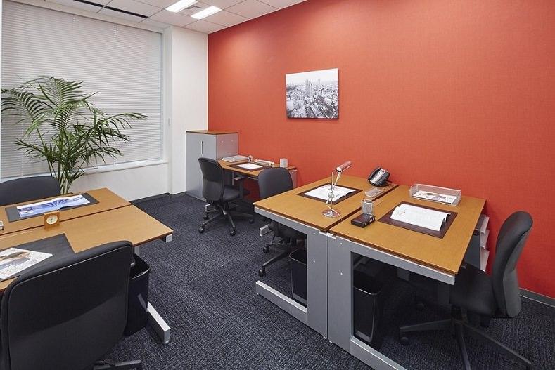 レンタルオフィス「リージャス丸の内鉄鋼ビル」の個室