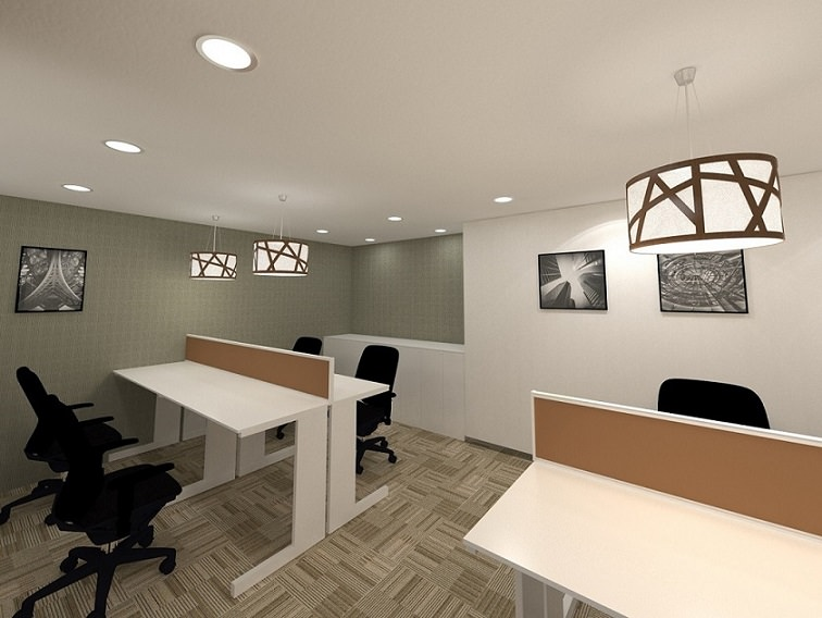 レンタルオフィス「リージャス丸の内新国際ビル」の個室