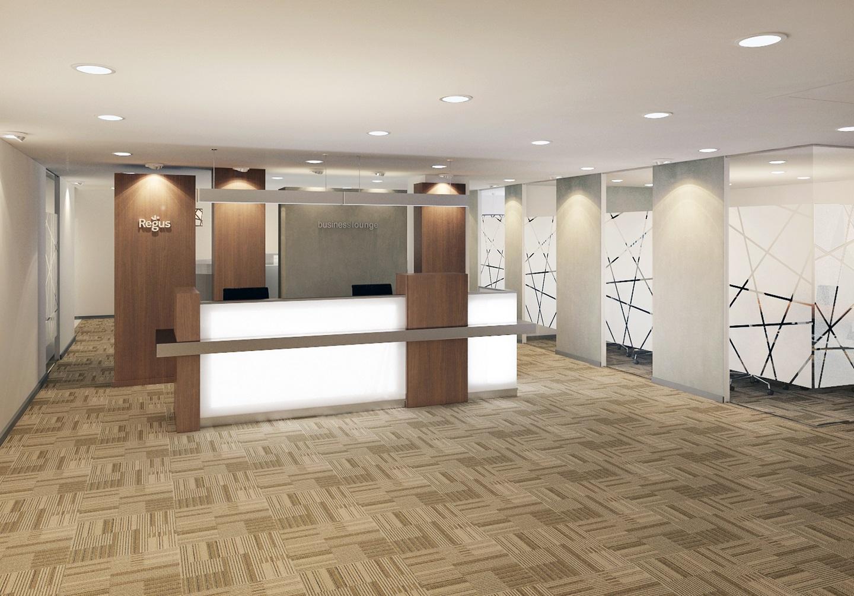 リージャス 丸の内新国際ビル-エントランス