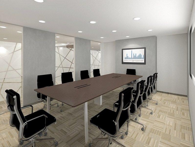 レンタルオフィス「リージャス丸の内新国際ビル」の会議室