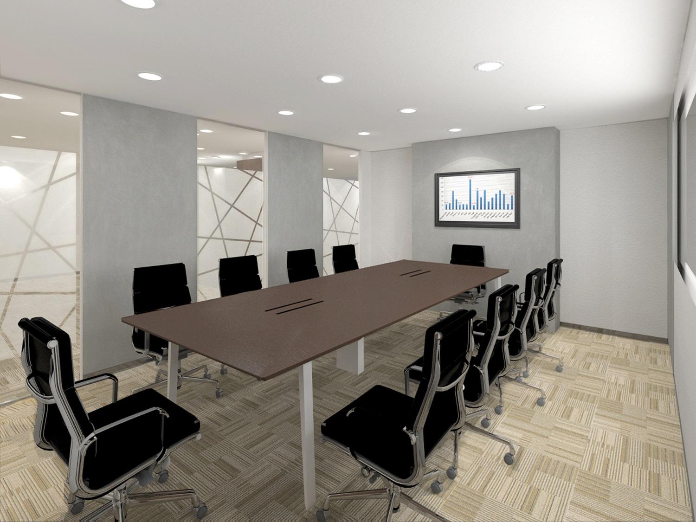 リージャス 丸の内新国際ビル-会議室