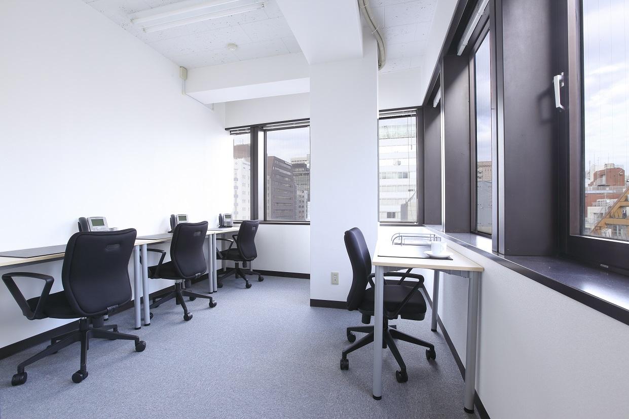 オープンオフィス 西新橋-個室
