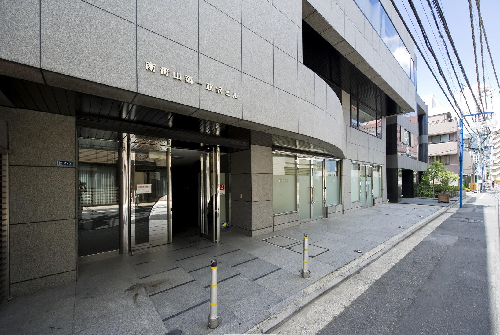 オープンオフィス 南青山-外観