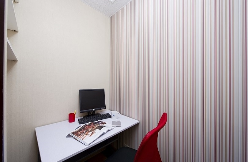 レンタルオフィス「オープンオフィス青山セントラル」の個室