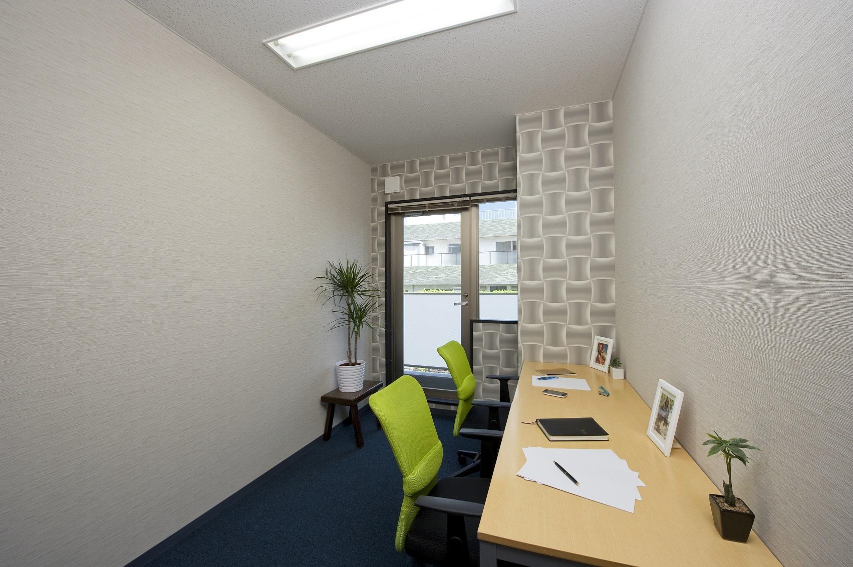 オープンオフィス 赤坂見附-個室
