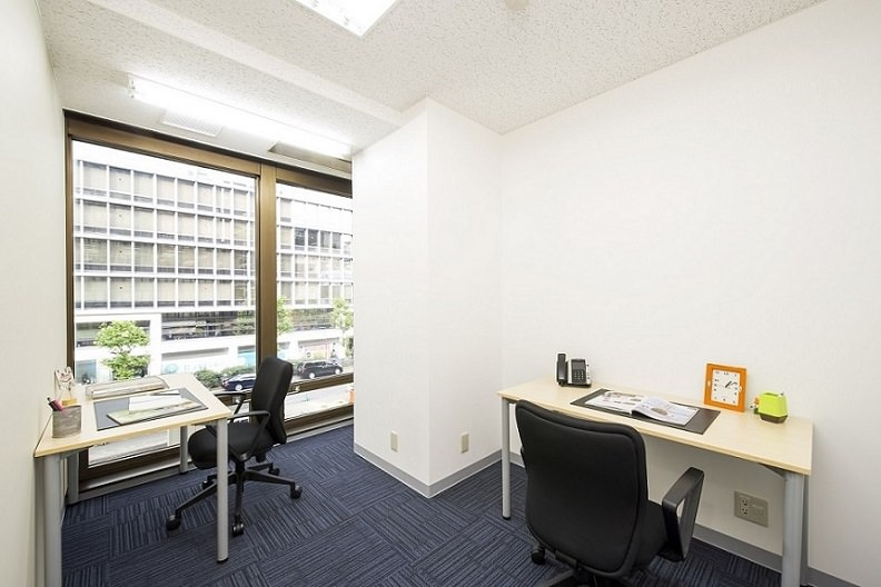 レンタルオフィス「オープンオフィス溜池山王」の個室