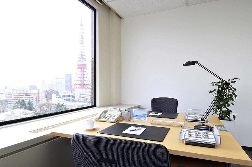 レンタルオフィス「リージャス神谷町MTビル」の個室