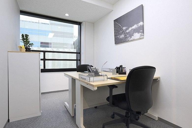 レンタルオフィス「リージャス恵比寿」の個室