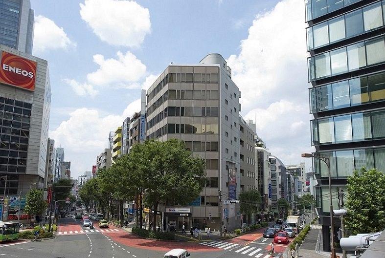 レンタルオフィス「オープンオフィス 渋谷TOC」