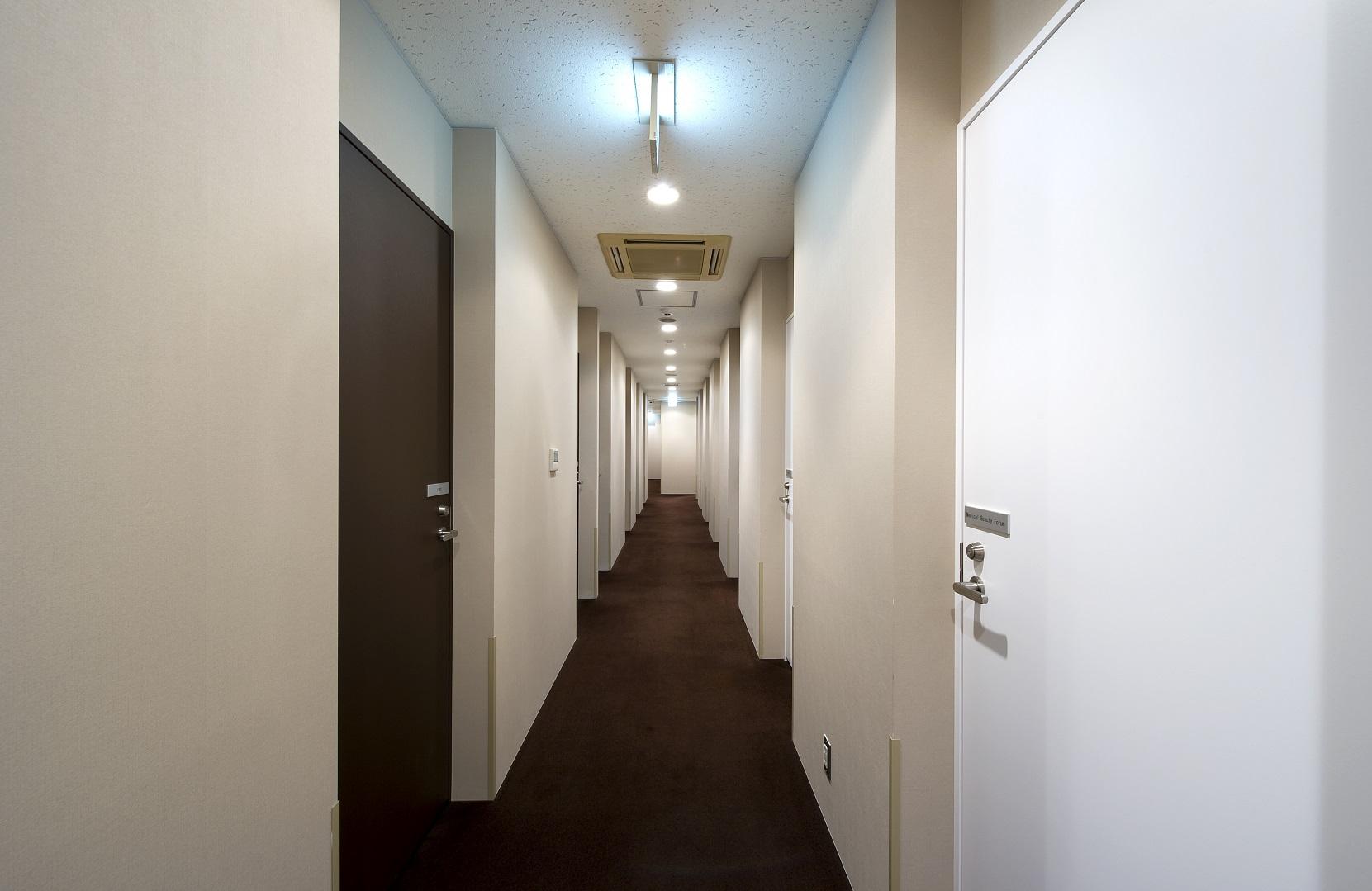 オープンオフィス新宿ウェスト-内観