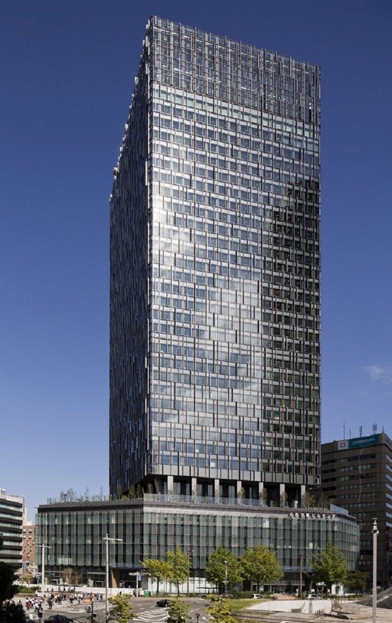 レンタルオフィス「リージャス大名古屋ビルヂング」が入居するビル
