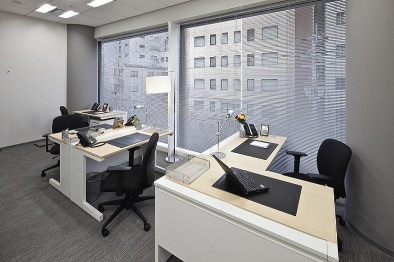 レンタルオフィス「リージャス新大阪阪急ビル」の個室