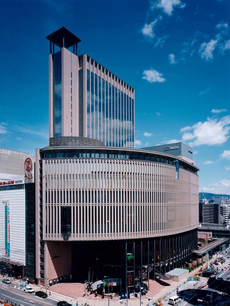 レンタルオフィス「リージャス神戸国際会館」が入居するビル