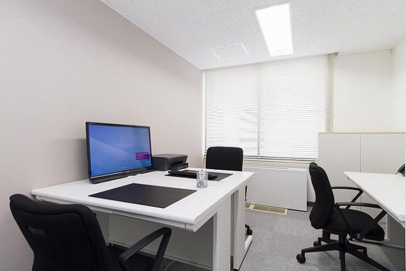 レンタルオフィス「リージャス博多駅筑紫口」の個室