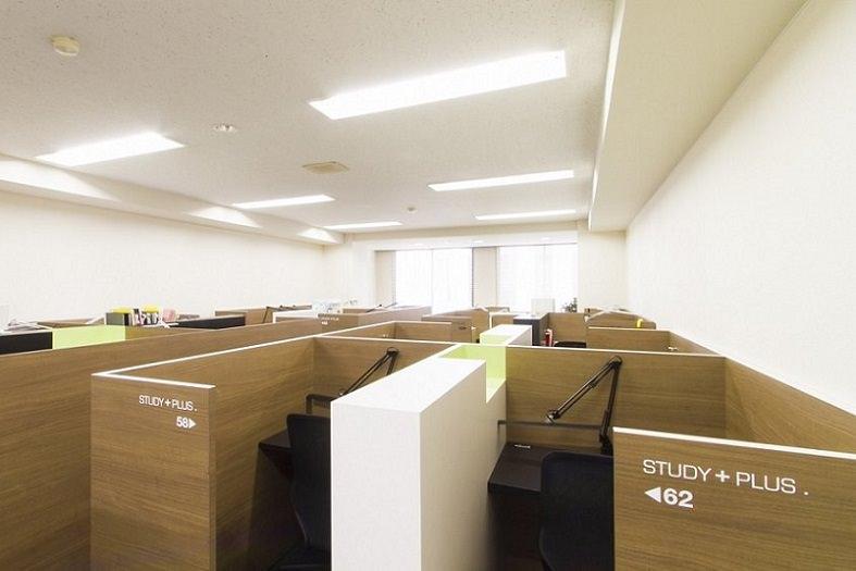 「リージャス博多駅筑紫口」のシェアオフィス