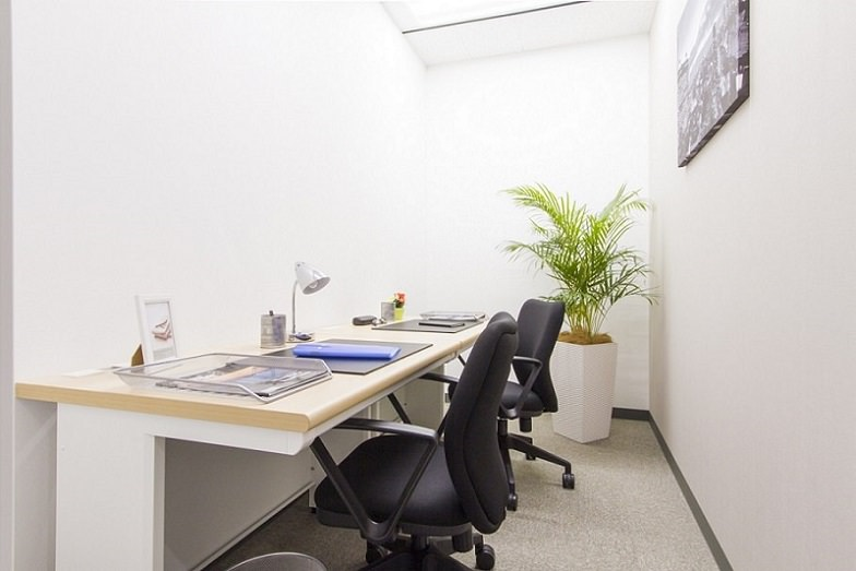 レンタルオフィス「リージャス福岡天神南」の個室