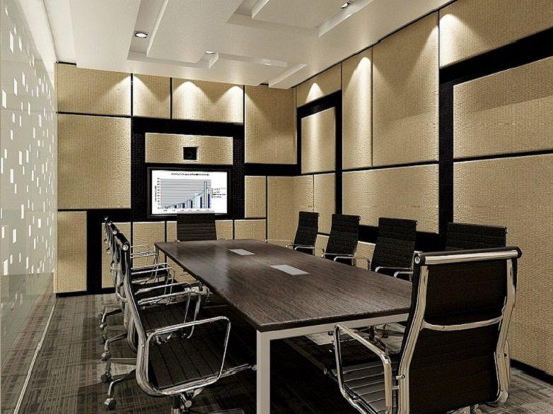レンタルオフィス「リージャスJRJP博多ビル」の会議室